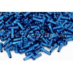 Ecrous alu 14mm BLEU (lot de 32)
