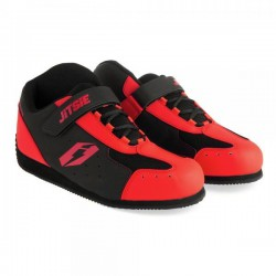 Chaussures trial Jitsie Airtime Rouges-Noires