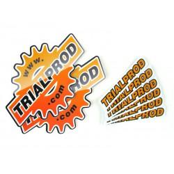Set de 8 stickers Trialprod
