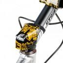 Jitsie stem pads (stem-fork clamp)