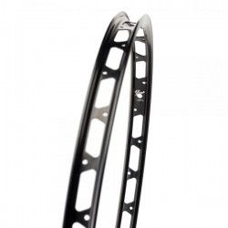 "Jitsie light front 24"" rim"