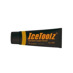 Graisse au cuivre anti seize Icetoolz 120ml