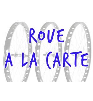 """Montage roue 19-20"""" à la carte"""