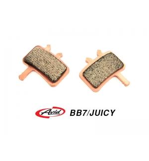 Plaquettes Trialtech Sport pour Avid BB7/Juicy