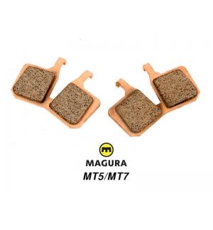 Plaquettes Trialtech Sport pour Magura MT5/MT7