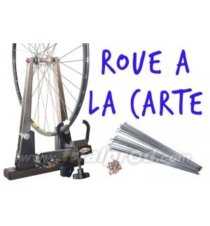 """Montage roue 26"""" à la carte"""