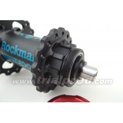 Rear disk hub Rock 2012 - 116mm