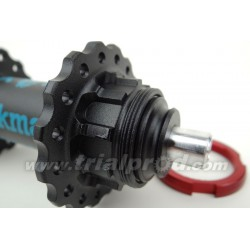 Rear hub Rock 2012 - 116mm