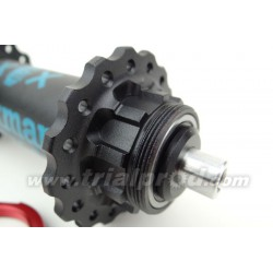 Rear hub Rock 2012 - 135mm
