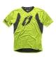 Shirt Jitsie Airtime Black-fluo green