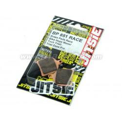 Plaquettes Jitsie Pro race
