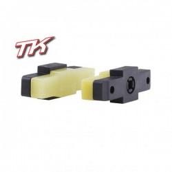 TK1 brake pads - Yellow
