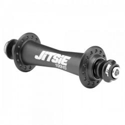 Jitsie race 100HS front non disk hub