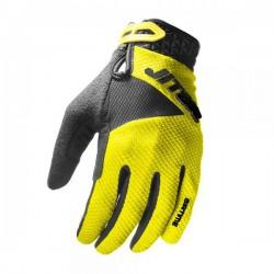 Gloves Jitsie Airtime Yellow-Black