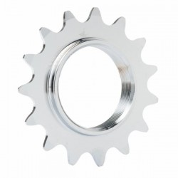 Jitsie threaded steel sprockets