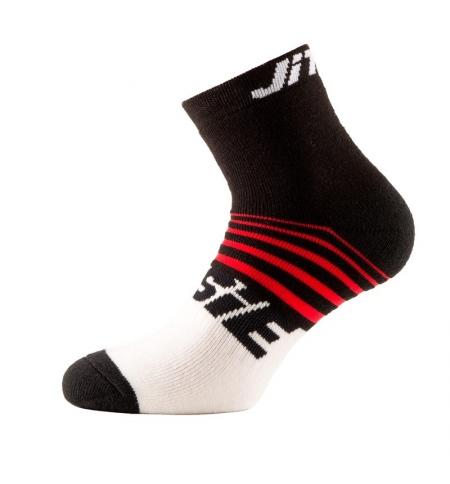 Airtime2 Jitsie socks - red-black