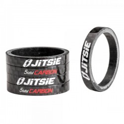 Entretoise de direction Jitsie carbone 5mm