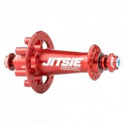 Jitsie race disk 100DISC front hub