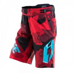 Shorts Jitsie B3 Squad Red