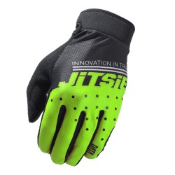 Gloves Jitsie Data fluo green
