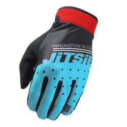 Gloves Jitsie Data blue