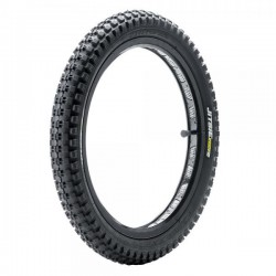 "Jitsie Ziggy 18"" tire"