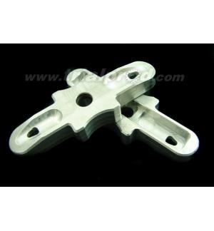 Heatsink CNC backings