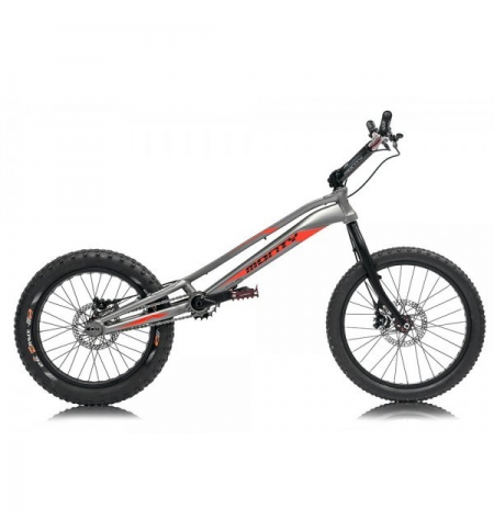 monty kaizen 220 trials bike action trial sas