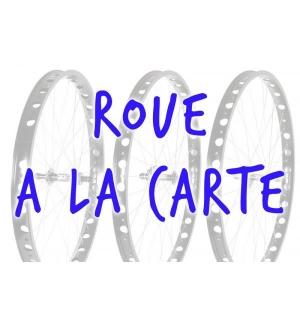 """Montage roue 24"""" à la carte"""