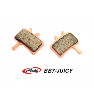 Trialtech sport disk brake pads for Avid BB7-Juicy