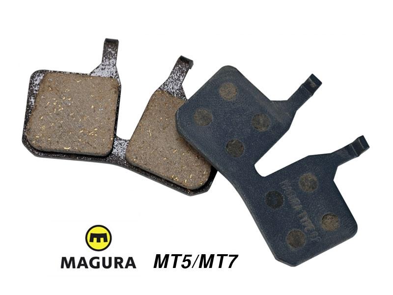 Magura MT-5 MT-7 Plaquettes de frein pour frein /à disque de v/élo I Haute performance de freinage I Plaquettes de frein durables et sur mesure
