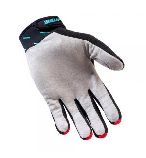 Gloves Jitsie Domino Red-Teal