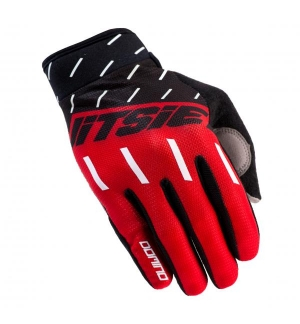 Gloves Jitsie Domino Red-Black