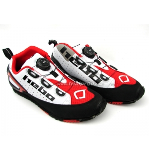 HEBO Bunny Hop trials shoes