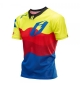 Jersey Jitsie B3 Wave Yellow-Red-Blue