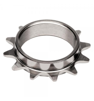 Jitsie threaded steel sprocket 12T