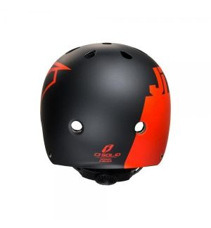Lazer Jitsie Solid Black/Red
