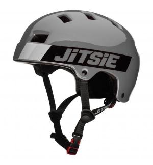 Casque Jitsie B3 Craze Gris