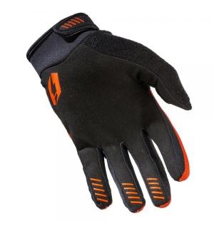 Gloves Jitsie Domino Red-Black