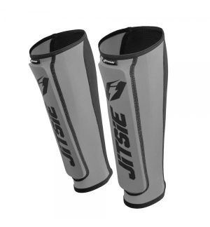 Jitsie Dynamic shinguards v2 BLUE