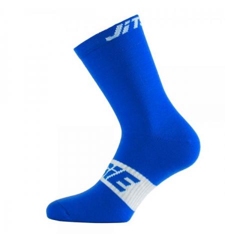 Jitsie Airtime Socks Red-White