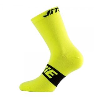 Jitsie Airtime Socks Blue-White
