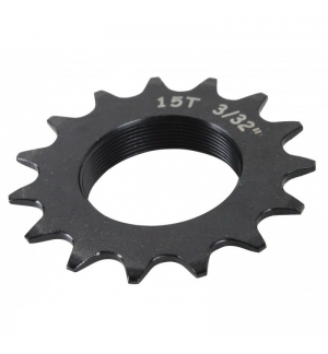 Off centered threaded Clean steel sprocket 15T