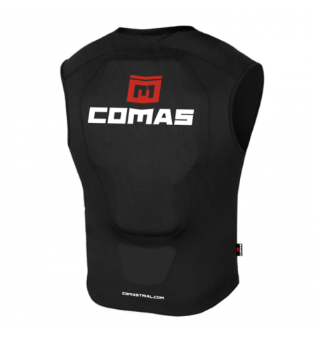 Comas chest/back protector
