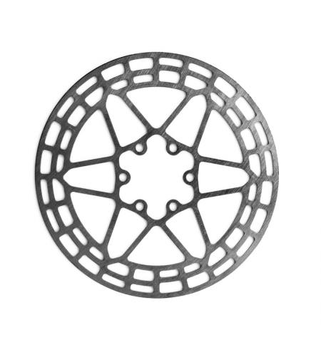 Comas rotor 160 mm diameter FRONT