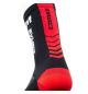 Jitsie Airtime Socks Yellow-black