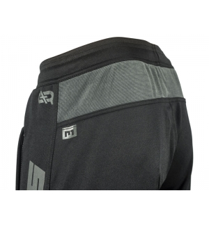 Pants Comas black-grey