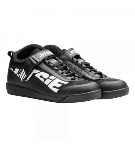 Trials shoes Jitsie Airtime Black-white