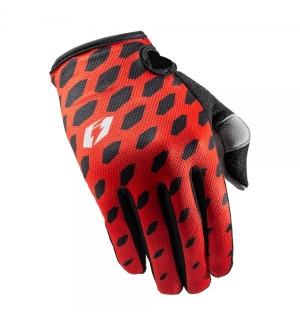 Gloves Jitsie G2 Solid Red-Black