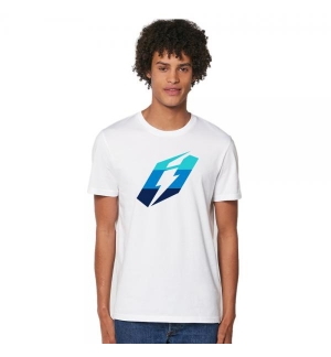 Tshirt Jitsie Icon White